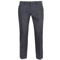 jacquard suit trousers
