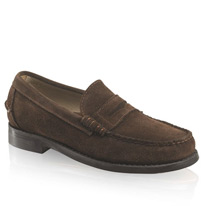 loafer boat shoe