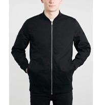 longline bomber jackets
