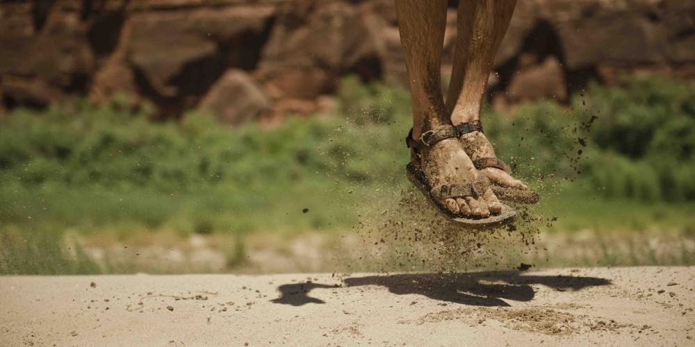 Men's SS14 Footwear Trend: Sandals