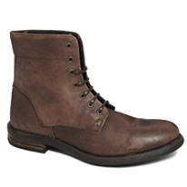 military laceup boots