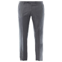 brioni silk trousers