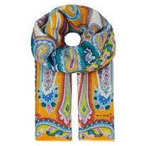 etro silk scarfs