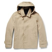 incotex rain coat
