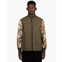 khaki remade jacket