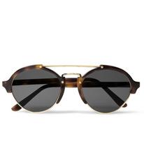 milan frame sunglasses