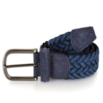 navy trim belts
