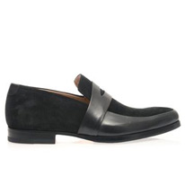 penet suede loafers