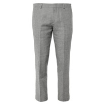 regular blend trousers