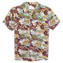 sandro sleeve shirt