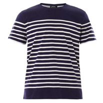 apc striped shirts