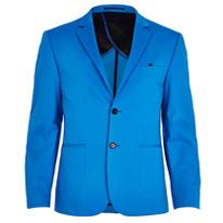 bright blue blazers