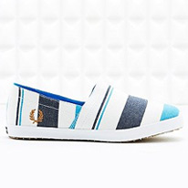 fred perry espadrilles