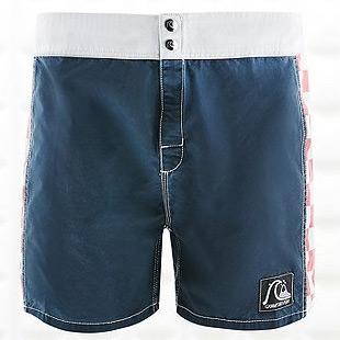 panel check shorts