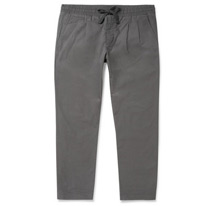 pleated dolce trousers
