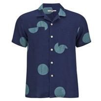 spot collar shirts