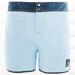 swim hem shorts