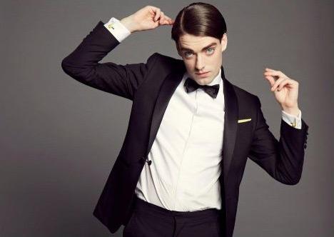 tuxedo coat 2