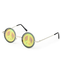 vintage peace sunglasses