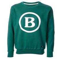 b logo shirt