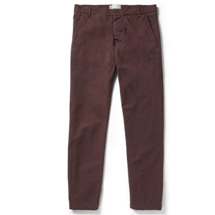 band regular chinos