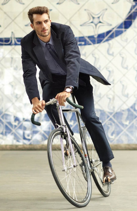 Commuter Chic Mens Fashion Magazine