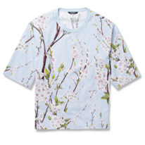 cotton blossoms tees