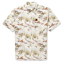 cotton flower shirts
