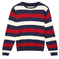 crewneck nautical