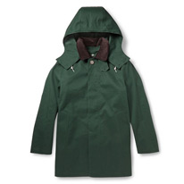 dunoon hooded jackets