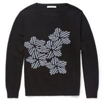 flower blend sweaters