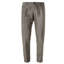 gabbana tapered trouser