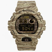 green camo watch