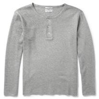 knit cotton tee