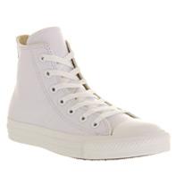 mono white converse