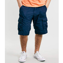 neil blue shorts