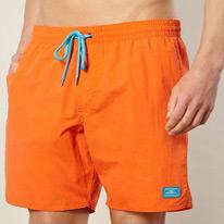 orange board shorts