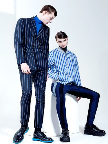 perfect pinstripe