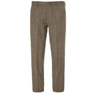 plaid ludlow trousers