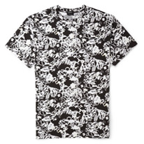 sander printed shirts