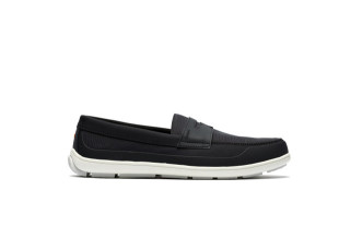 George_Penny_Loafer_Navy_White_1