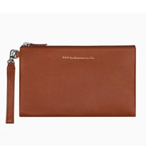 double zip folio