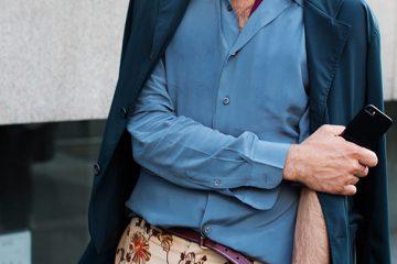 floral trouser