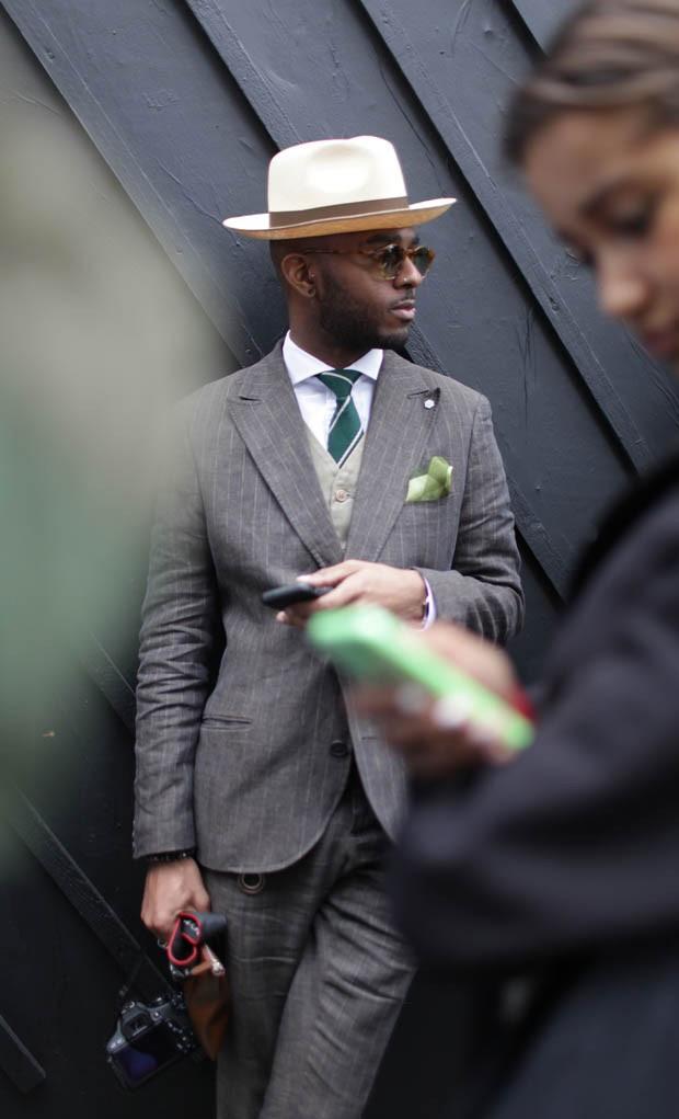 hat focus