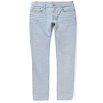 hem denim jeans