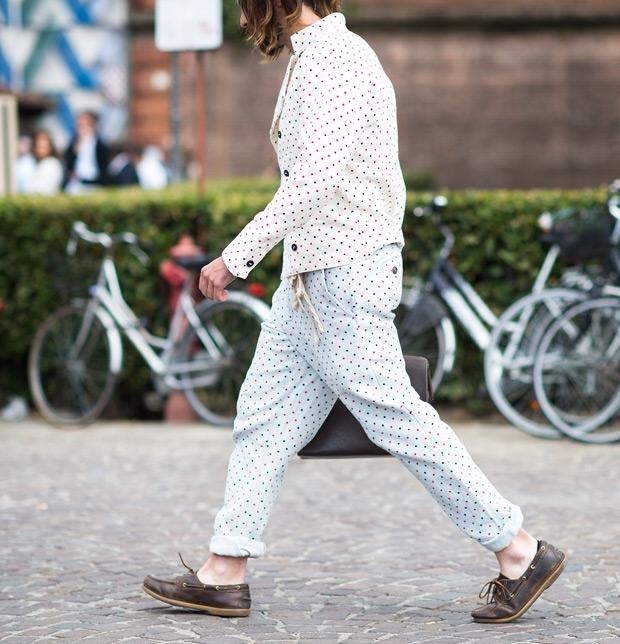 pajama influence
