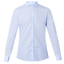 pinstripe cotton shirts