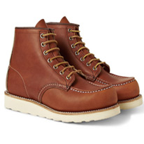 red porter boots