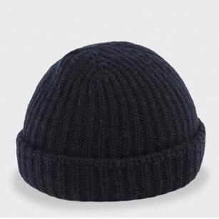 ribbed wool hats