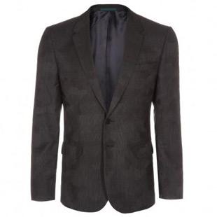 grey paul blazers